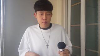 Bigman nahráva beatbox pre súťaž Asia Beatbox Championship