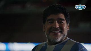 Keď Maradona kope loptu!