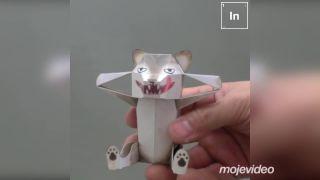 Haruki Nakamura a jeho ďalšie interaktívne papierové hračky