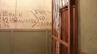 Detská nemocnica v ruskom meste Ržev vyzerá ako z hororu