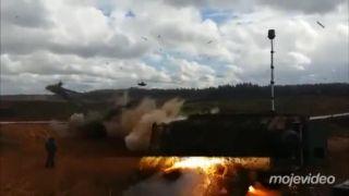 Ruský pilot na manévroch omylom odpálil rakety