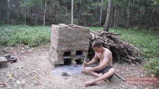 Výroba tehál a škridiel (primitívne techniky prežitia)
