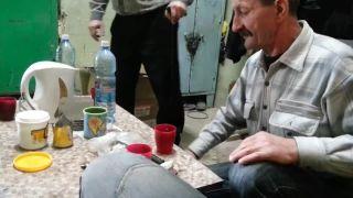 Sergej Klitorisov Popapulis a jeho rodinná seansa