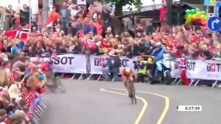 Peter Sagan sa stal tretíkrát majstrom sveta!