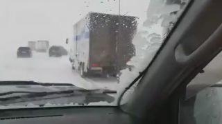 Septembrové počasie v ruskom Krasnojarsku