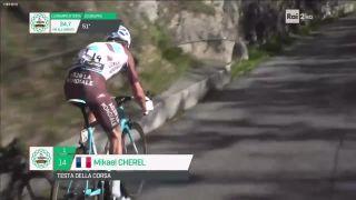 Nepríjemná zákruta (Giro de Lombardia 2017)