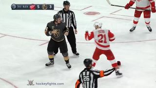 Tomáš Tatar si to rozdal na päste! (NHL)