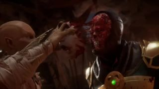 Mortal Kombat 11 gameplay TRAILER