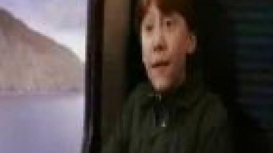 Harry Potter animovaný porno